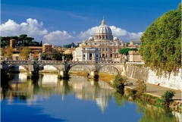 Dėlionė TREFL 37087 Vatikanas, Roma, 500 det. Dėlionės vaikams