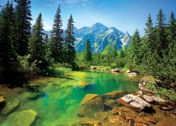 TREFL 37117 Puzzle Tatras River 500 det.