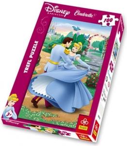 TREFL Puzzle 16112 Princesės Головоломки для детей