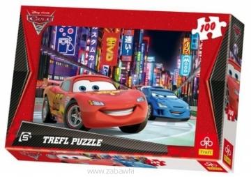 Dėlionė TREFL Puzzle 16161 Puzzles Cars, 100 det. Dėlionės vaikams