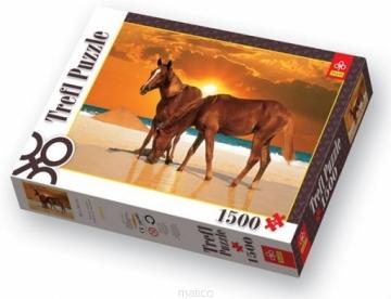 Trefl Puzzle 26093 Gyvūnai