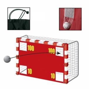Treniruočių siena rankinio vartams XS/S Rankinio vartai, tinklai, priedai