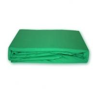 Trikotažinė paklodė su guma (Žalia), 200x220 cm Paklodės