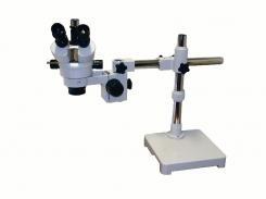 Trinokuliarinė lupa Crystal-Pro Mikroskopai