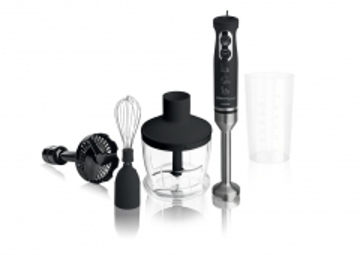 Trintuvas Hand blender Scarlett SL-HB43M81 | 100W black Mėsmalės, trintuvės