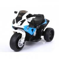 Triratis vaikiškas mėlynas motociklas BMW S1000R/ JT5188 (WDJT5188) Cars for kids