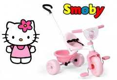Trīsritenis | Be Move Hello Kitty| Smoby