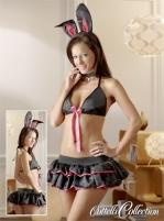 Triušiuko komplektas Bunny Set S/M Kostiumai