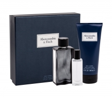 eau de toilette Abercrombie & Fitch First Instinct Blue Eau de Toilette 100ml (Rinkinys) Perfumes for men