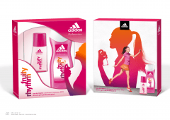 Adidas Fruity Rhythm EDT 30ml (Set) Perfume for women