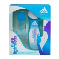 Adidas Pure Lightness EDT 30ml (set)