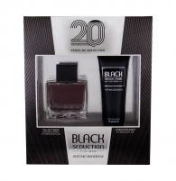Tualetinis vanduo Antonio Banderas Seduction in Black Eau de Toilette 100ml (Rinkinys 3)