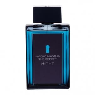 Tualetes ūdens Antonio Banderas The Secret Night EDT 100ml