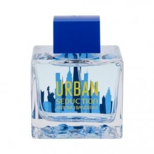 eau de toilette Antonio Banderas Urban Seduction Blue EDT 100ml for men