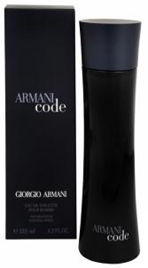 Tualetinis vanduo Armani Code For Men - EDT - 200 ml
