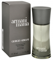 Tualetinis vanduo Armani Mania For Men EDT 100 ml (testeris) Kvepalai vyrams