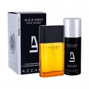 Tualetinis vanduo Azzaro Pour Homme Edt 100 ml + Deodorant 150 ml (Rinkinys )