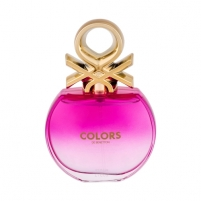 Perfumed water Benetton Colors Pink EDT 80ml