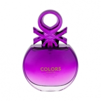 Perfumed water Benetton Colors Purple EDT 80ml