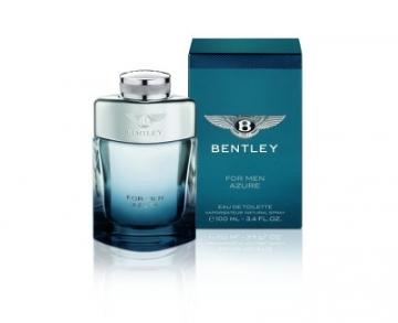 Tualetinis vanduo Bentley Bentley Azure For Men EDT 60 ml