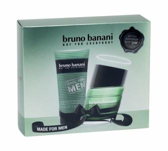 Tualetinis vanduo Bruno Banani Made for Men EDT 30ml (Rinkinys) Kvepalų ir kosmetikos rinkiniai