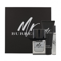 eau de toilette Burberry Mr. Burberry EDT 50ml (Rinkinys 3)
