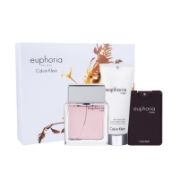 Calvin Klein Euphoria EDT 100ml (Set 3)