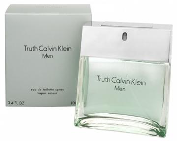 Tualetinis vanduo Calvin Klein Truth EDT vyrams 50 ml