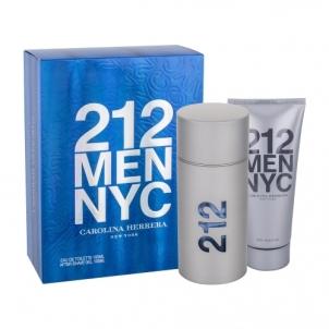 Tualetes ūdens Carolina Herrera 212 EDT 100ml (komplekts 2) Kvepalų ir kosmetikos rinkiniai