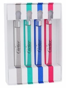 Tualetinis vanduo Cartier Eau de Cartier Collection EDT 4x3,5ml Kvepalų ir kosmetikos rinkiniai