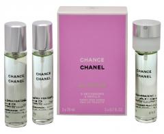 Tualetinis vanduo Chanel Chance Eau Tendre EDT filling (3 x 20 ml)