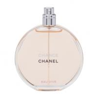 Tualetes ūdens Chanel Chance Eau Vive EDT 100ml (testeris)