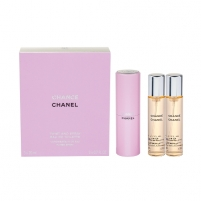Chanel Chance EDT 3x20ml