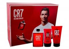 Tualetinis vanduo Cristiano Ronaldo CR7 Eau de Toilette 100ml (Rinkinys)