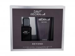 Tualetinis vanduo David Beckham Beyond EDT 40ml (Rinkinys) Kvepalai vyrams