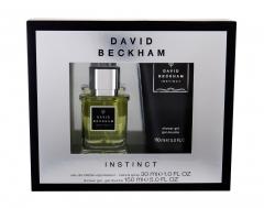 Tualetinis vanduo David Beckham Instinct Eau de Toilette 30ml (Rinkinys 5)