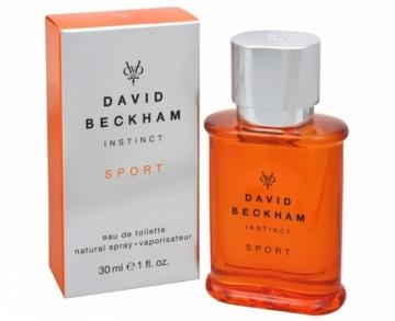 Tualetes ūdens David Beckham Instinct Sport EDT 30ml