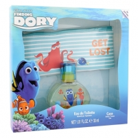 Tualetinis vanduo Disney Finding Dory EDT 30 ml + pencil box (Rinkinys)