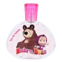 Tualetinis vanduo Disney Masha and The Bear EDT 100ml