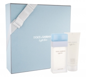 Tualetinis vanduo Dolce & Gabbana Light Blue EDT 50ml (rinkinys 2)