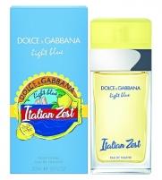 Tualetinis vanduo Dolce & Gabbana Light Blue Italian Zest EDT 100 ml