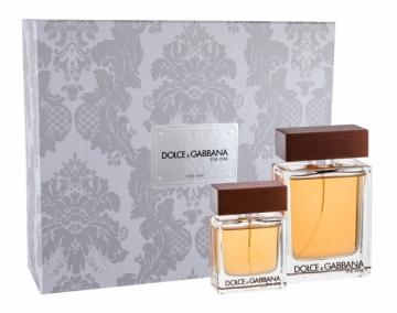 Tualetinis vanduo Dolce & Gabbana The One EDT 100ml (rinkinys 3) Kvepalų ir kosmetikos rinkiniai