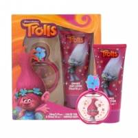 Tualetinis vanduo DreamWorks Trolls EDT 50ml Perfume for children