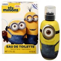 Tualetinis vanduo EP Line Mimoni (Minions) - toaletní voda s rozprašovačem - 50 ml Perfume for children