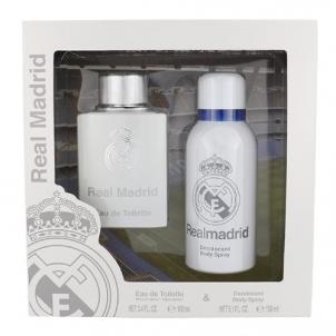 Tualetinis vanduo EP Line Real Madrid EDT 100ml (Rinkinys) Kvepalų ir kosmetikos rinkiniai