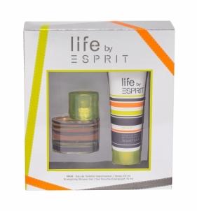 Tualetinis vanduo Esprit Life EDT 30ml (rinkinys) Kvepalų ir kosmetikos rinkiniai
