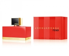Perfumed water Fendi L´Acquarossa EDT 75ml