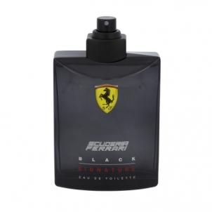 Tualetinis vanduo Ferrari Black Signature EDT 125ml (testeris)