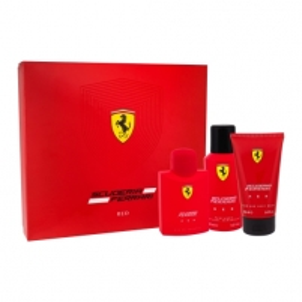 Tualetes ūdens Ferrari Scuderia Ferrari Red EDT 125ml (Rinkinys 3)