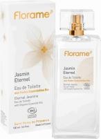 Tualetinis vanduo Florame Jasmin Eternel EDT 100 ml Kvepalai moterims